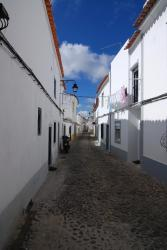 Evora's little lanes