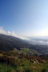 View over the town of Covilha