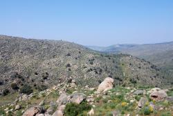 The view just outside Figueira de Castelo Rodrigo