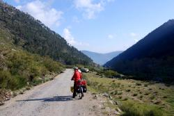 Cycling the Valley du Zezere