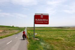 Back in Navarra