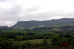 View near Roquefort
