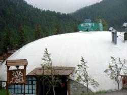 An Irish Igloo...