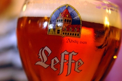 Leffe showed up throughout the weekend