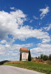 A roadside chapel