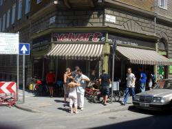 Budapest bike shop