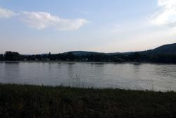 Along the Danube
