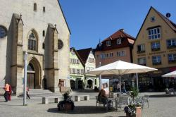 Beautiful villages along the Tauber
