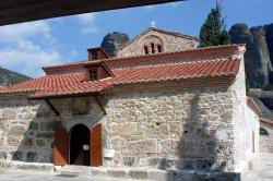 Byzantine Church in Meteora