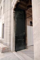 Door to the Blue Mosque