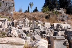 Various ruins at Efes