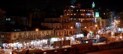 Aleppo by night