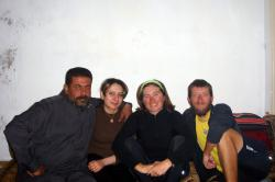 New friends, south of Damascus