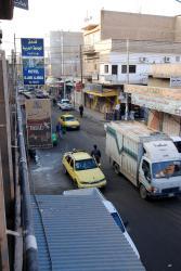 Deir-ez-Zor's main street