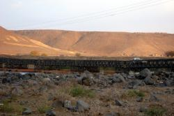 The bridge over the Euphrates