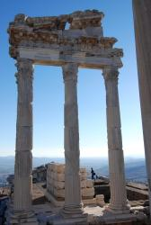 The wonderous ruins of Pergamum