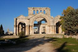 Saint Simeon's basilica