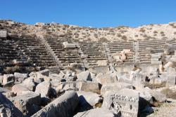 Roman Theatre at Nadi Houri (Cyrrhus)