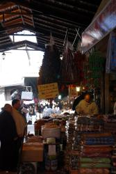 The souk in Gaziantep