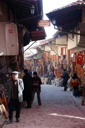 One of the souk's many alleyways