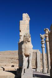 The Great Gate, entrance to Persepolis