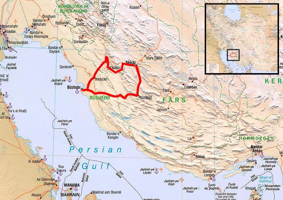 Iran Route 1