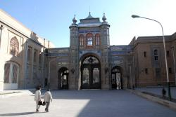 One of Tehran's original city gates