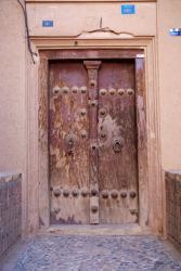 Door in Yazd