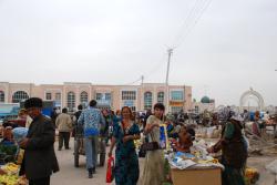 Bajramali marketplace