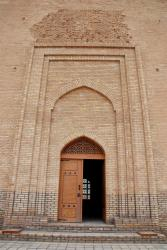 Doors to the mausoleum