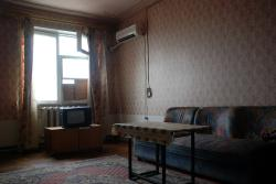 Our suite in Turkmenabat