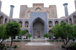 Samarqand mosque