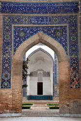 More tiled gateways, like Iran