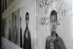 Tragic victims of the Khmer Rouge