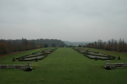 These are some of the gardens behind Cliveden house. More on the house later...