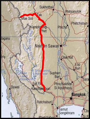 route3-MaeSottoKanchanaburi