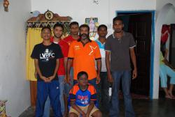 Tamil family in Malaysia