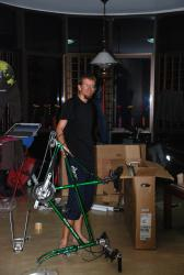Bike packing in Singapore