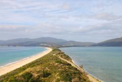 'The Neck' on Bruny Island