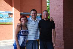 Joe, Chris and Andrew