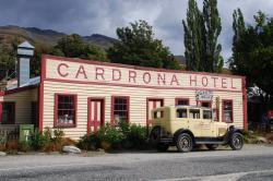 The famous Cardrona Hotel