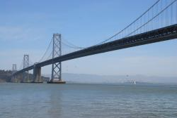 A San Francisco bridge