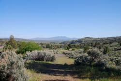 A nice view looking back towards Susanville