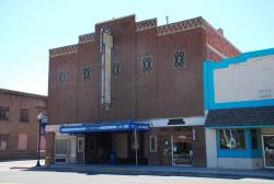 The town cinema, Alturas, California