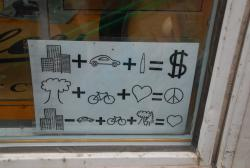 A little bicycle math