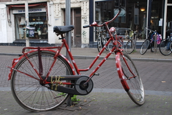 Typical Dutch Bike