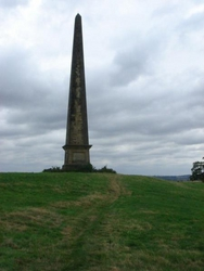 Obelisk near Stratford-Upon-Avon