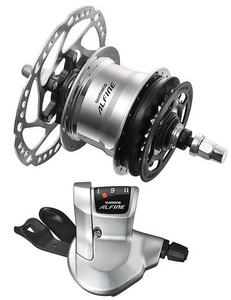 Shimano's 11-Speed Alfine Hub