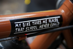 Keith's cool bike stickers