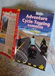 The new Adventure Cycle Touring Handbook, 2nd Edition